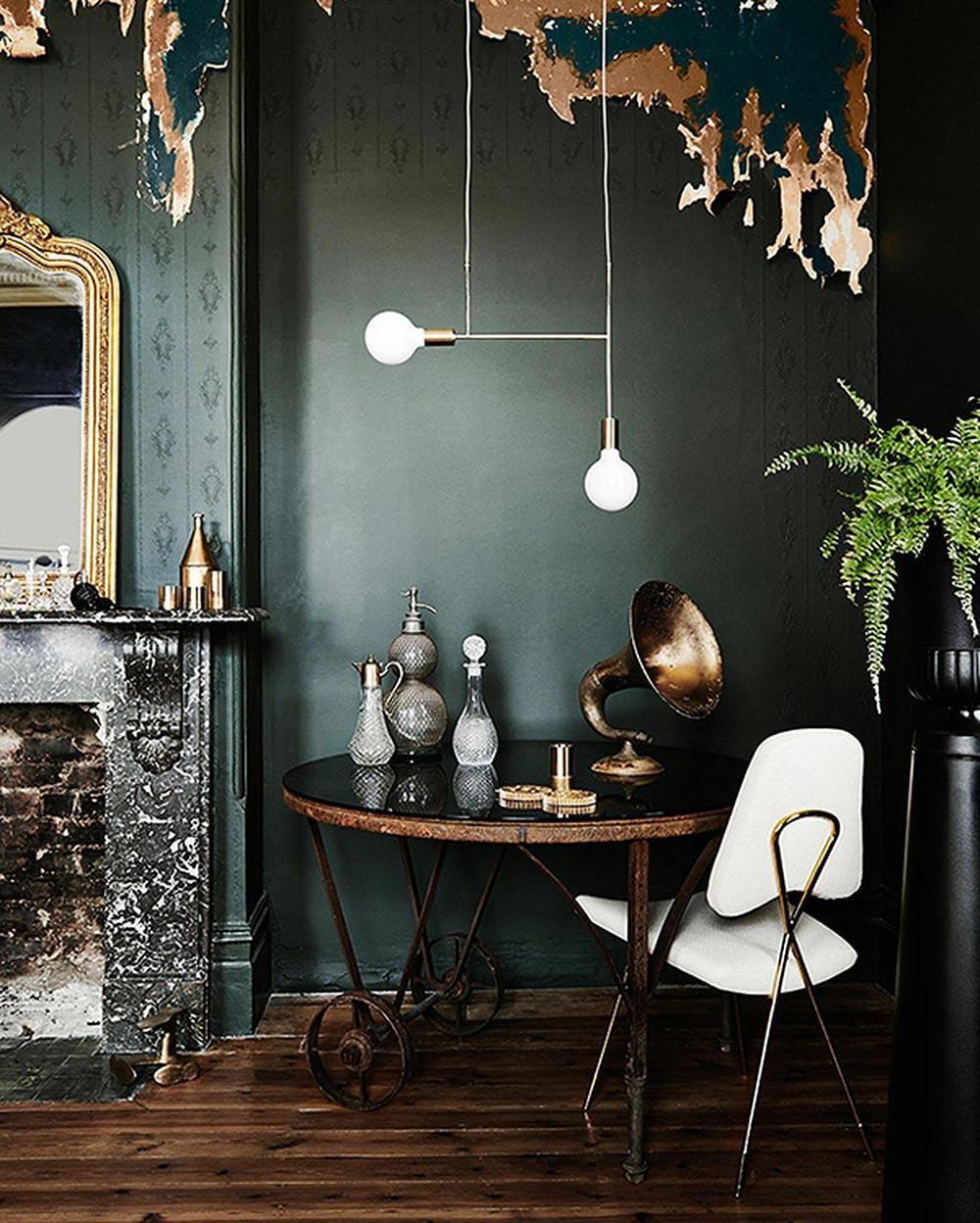 il colore in casa e la paura di osare