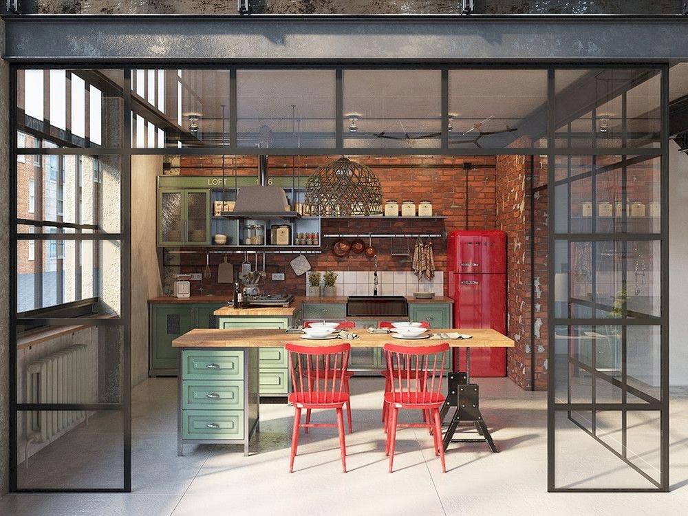 scegliere la cucina in base allo stile della casa