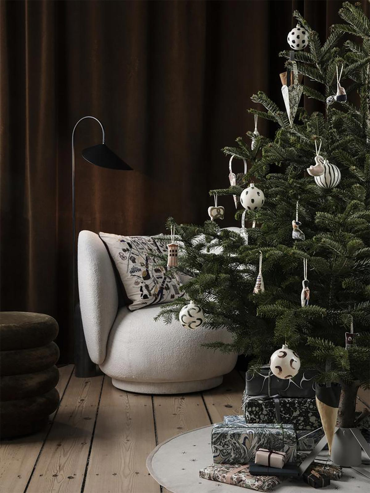 idee regalo di design per Natale