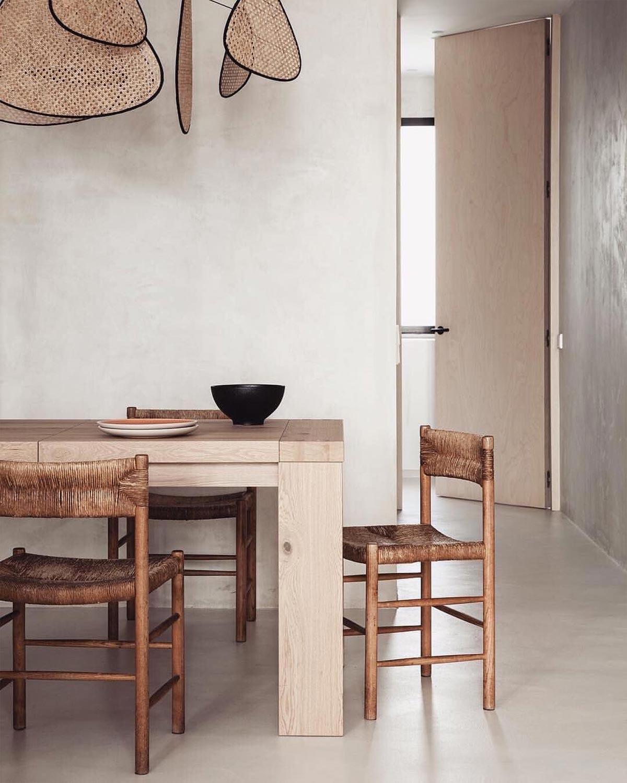 scegliere le sedie giuste per il tavolo da pranzo