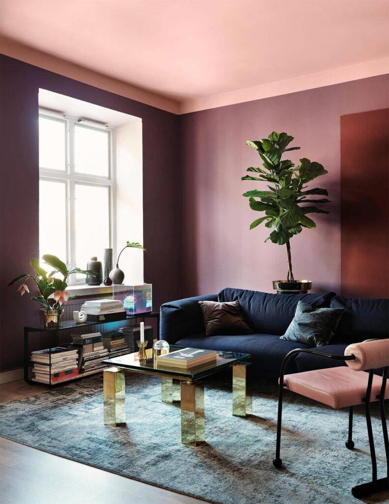 come colorare le pareti di una stanza