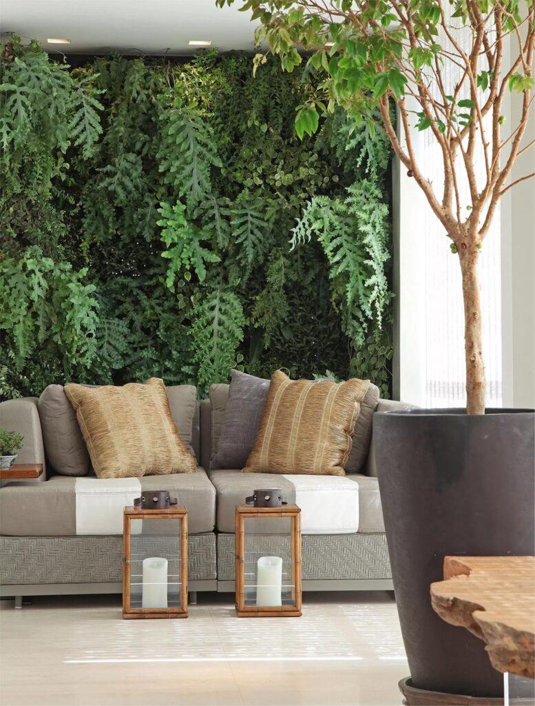 idee creative per arredare casa con le piante