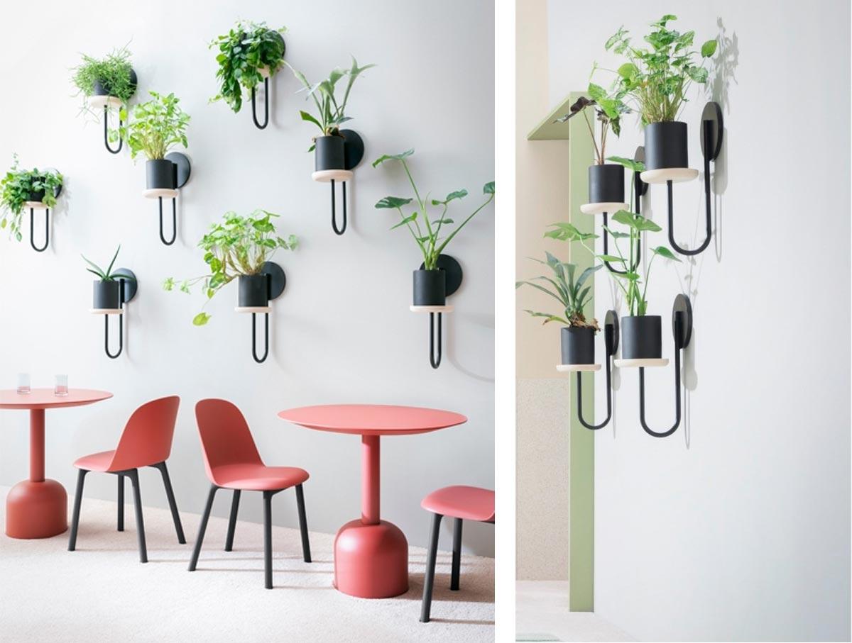 idee creative per arredare casa con il verde