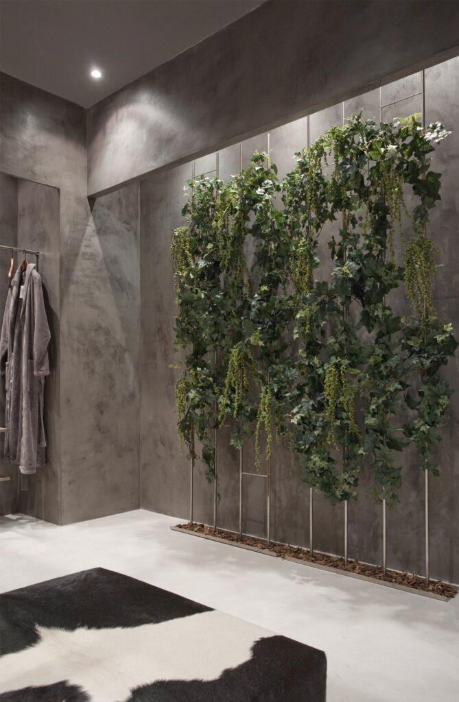 arredare casa con il verde delle piante